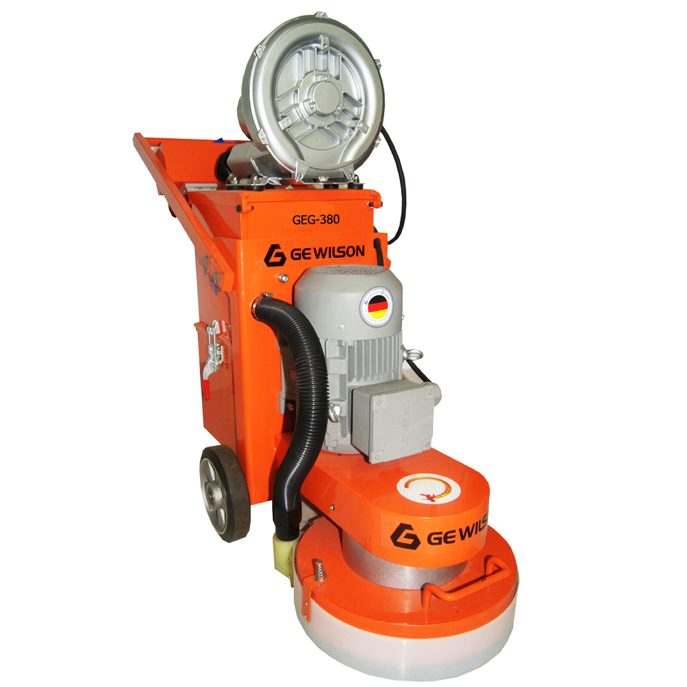 Floor grinder machine gewilson holding co ltd for Floor grinding machine